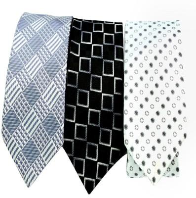 Meditech Printed Tie(Pack of 3)