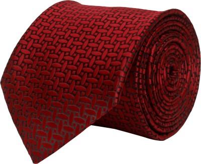 CorpWed Floral Print Tie