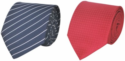 Paranoid Striped, Self Design Tie