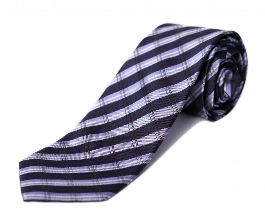 Blacksmith Checkered Mens Tie