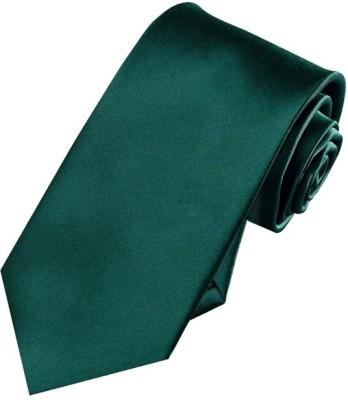 Fancy Steps Slim Solid Men's Tie