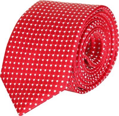 Scharf Polka Print Men,s Tie