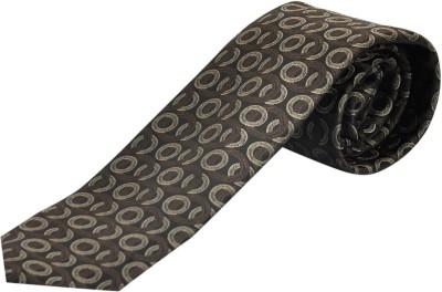 Tieshy Geometric Print Men's Tie