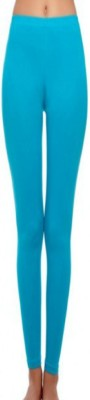T Global Solid Women's Full Length Tights