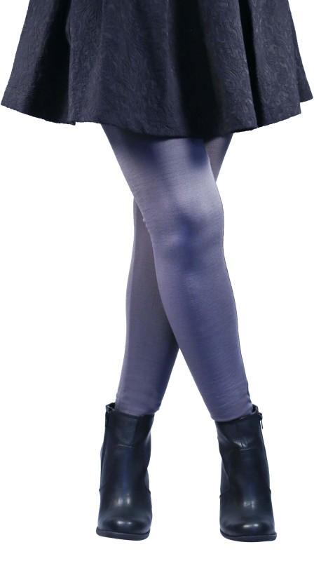 Nxt 2 Skn Solid Women's Grey Tights