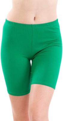 Meril Solid Girl's meril short tight Tights