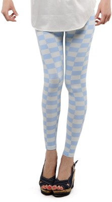 Femmora Checkered Women's Full Length Tights