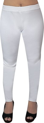 O, Womaniyah! Solid Women's Ankle length Tights