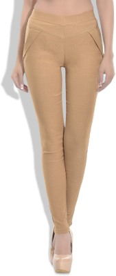 Dashy Club Solid Women's ANKLE LENGTH Tights