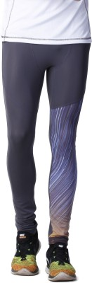 Atheno Graphic Print Women's Full Length Tights