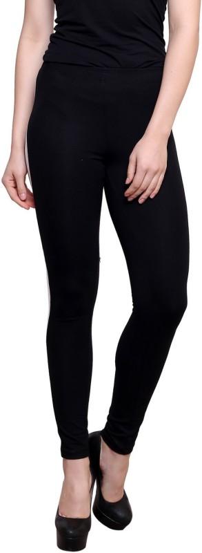 Finesse Striped Women's Black, White Tights
