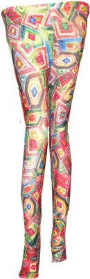 Vg store Graphic Print Women,s Ankle Length Tights