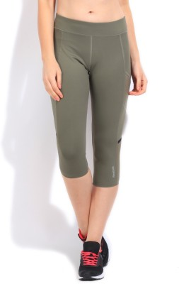 Reebok Solid Women's Tight
