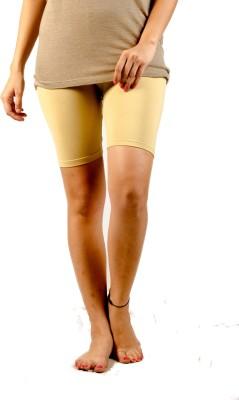 De Moza Solid Women's Shorts Tights