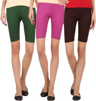 Rham Solid Women's Basic Tights