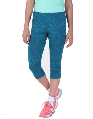 Asics Solid Women's 3/4 Length Tights