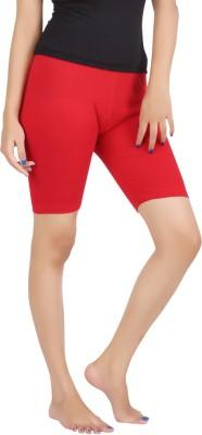 Rham Solid Women's Shorts Tights