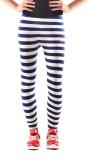 Onesport Striped Women's White, Blue Tig...