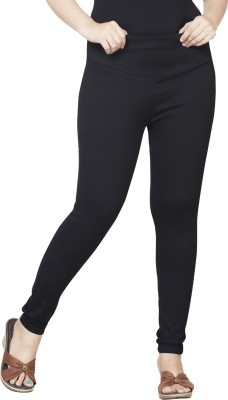 Trendbend Solid Women's Full Length Tights