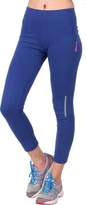 Vector X Solid Women's Full Length Tights