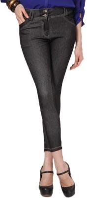 Femmora Solid Women's Full Length Tights