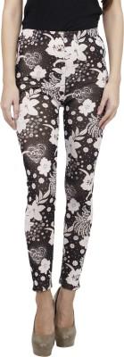 Camey Self Design Women's Full Length Tights
