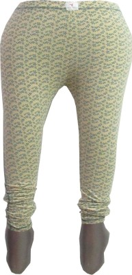 Revinfashions Floral Print Women's full length Tights