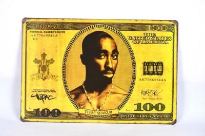 Scrafts 100 Dollars 20*30(Hbcm) Sign(1)