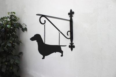 Regal Icons Dachshund Sign