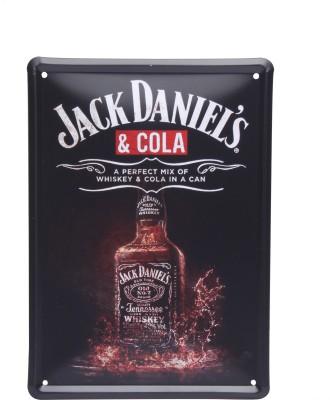E,loisa Jack Daniel,S & Cola Sign