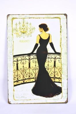 Scrafts Elegance Lady 30*20(Hbcm) Sign