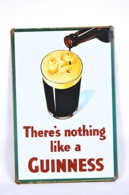 Scrafts Guinness Glass 30*20(Hbcm) Sign(1)