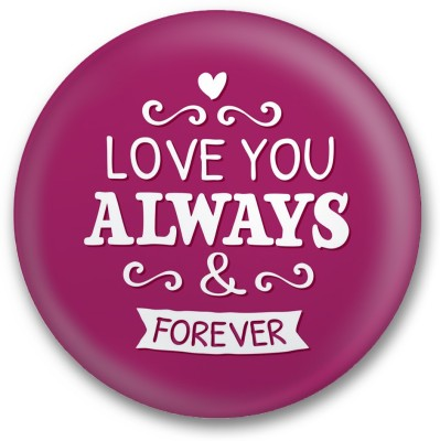 Little India Love You Always & Forever Sign