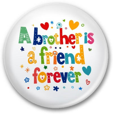 Little India A Brother Is A Friend Forever Sign(1)
