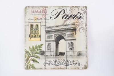Scrafts Paris 40*40 Sign(1)