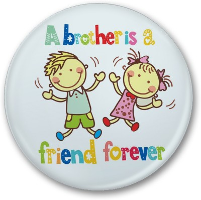 Little India A Brother Is A Friend Forever Sign