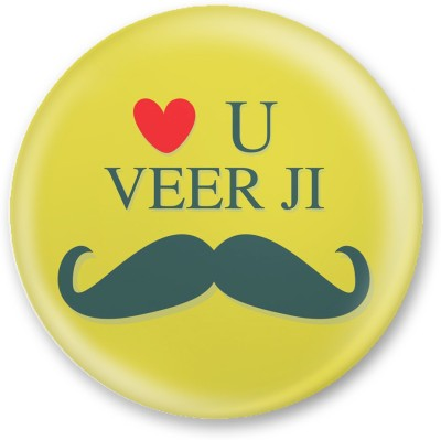 Little India Love You Veerji Sign(1)
