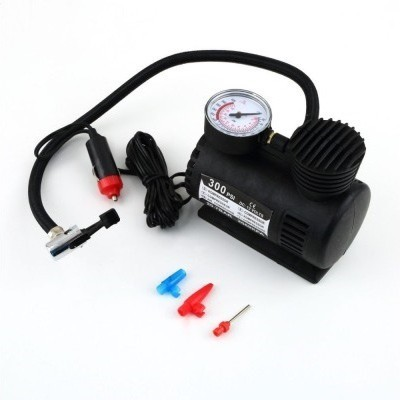 Riyas 300 psi Tyre Air Pump for Car & Bike
