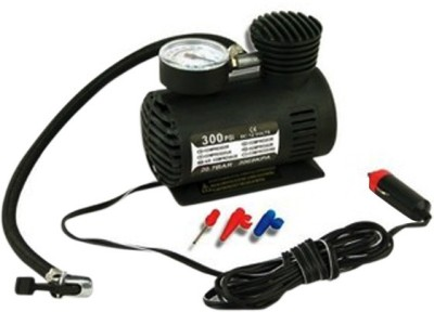 Showrockers 160 psi Tyre Air Pump for Car & Bike