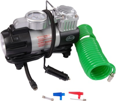 Slime 150 psi Tyre Air Pump for Car & Bike
