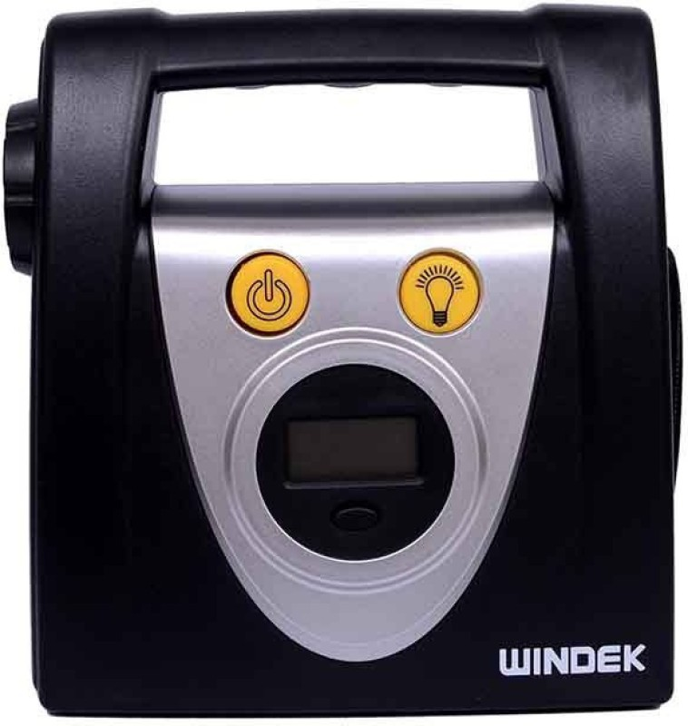 Windek 80 psi Tyre Air Pump for Car & Bike