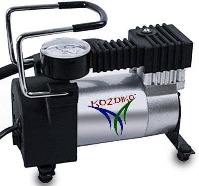 Kozdiko 150 psi Tyre Air Pump for Car & Bike