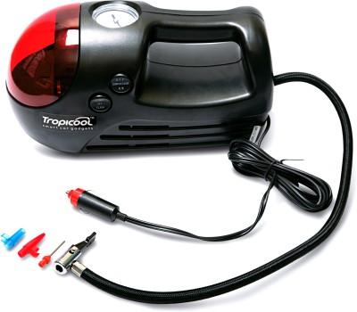 Tropicool 100 psi Tyre Air Pump for Car & Bike
