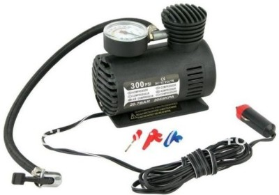 Bluebells India 300 psi Tyre Air Pump for Car & Bike