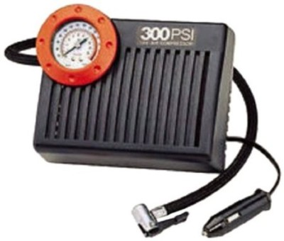 W2W 300 psi Tyre Air Pump for Car & Bike