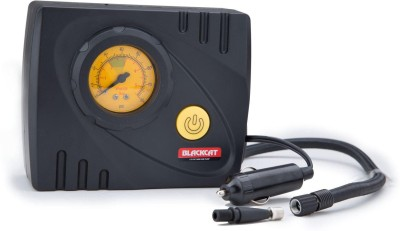 Blackcat 80 psi Tyre Air Pump for Car & Bike