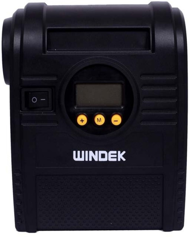 Windek 100 psi Tyre Air Pump for Car & Bike