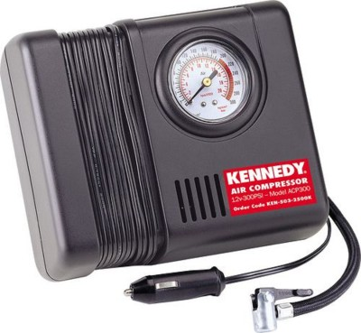 Kennedy 300 psi Tyre Air Pump for Car & Bike
