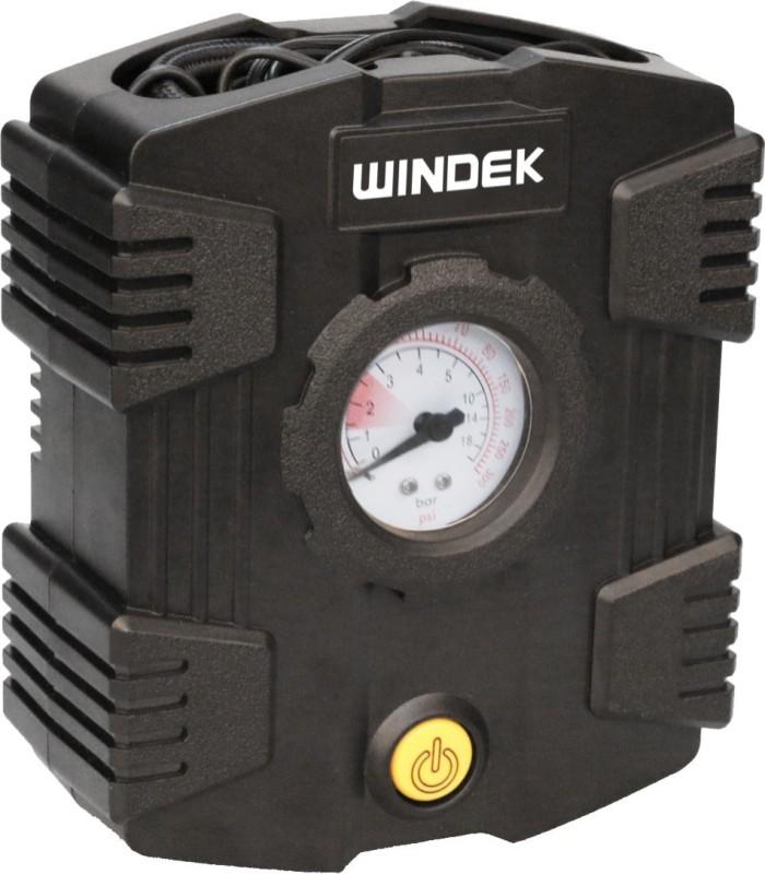 Windek 300 psi Tyre Air Pump for Car & Bike
