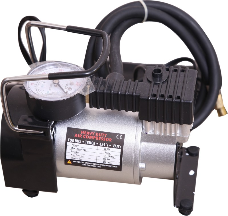 Saturn 150 PSI Tyre Air Pump for Car & Bike